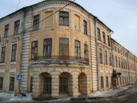 В Вологде планируют отреставрировать бывший дом губернатора
