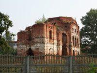 Церковь Леонтия на Заровье — Ростов Великий, улица Коммунаров, 14