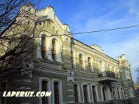 Богадельня Титовых (Министерство здравоохранения Рязанской области) — Рязань, улица Свободы, 32