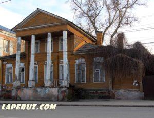 Усадьба Херасковых — Рязань, улица Свободы, 7