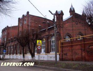 Первая электростанция — Рязань, улица Некрасова, 18