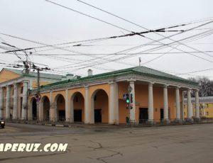 Гостиный двор — Рязань, улица Ленина, 26