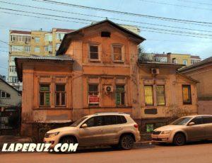 Жилой дом — Саратов, улица Первомайская, 60