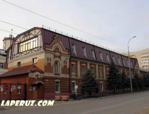 Табачная фабрика К.А.Штафа — Саратов, улица Рабочая, 161
