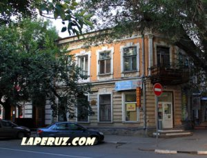 Доходный дом И.А. Малышева — Саратов, улица Вольская, 56