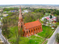В Калининградской области подсветят фасад кирхи