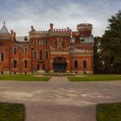 В Рамони реставрируют дворец Ольденбургских