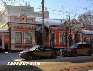 Дом Г.П. Клинга — Саратов, улица Сакко и Ванцетти, 35