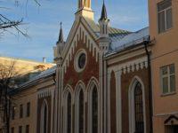 Лютеранская церковь Святой Екатерины — Казань, улица Карла Маркса, 26