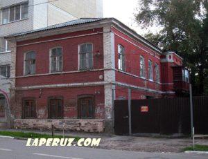 Жилой дом — Саратов, улица Первомайская, 38