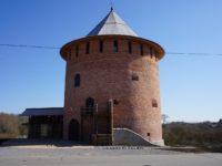 В Великом Новгороде для туристов открыли оборонительную башню