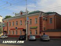 Александро-Невская бригадная церковь — Саратов, улица Московская, 161