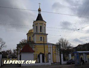 Храм Рождества Христова — Саратов, улица Вокзальная, 2