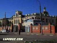 Церковь-школа РУЖД (Свято-Никольский мужской монастырь) — Саратов, улица Дегтярная, 26
