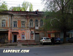 Дом семьи Ульяновых — Саратов, улица Мичурина, 66