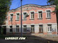 Дом архитектора Ю.Н. Терликова — Саратов, улица Провиантская, 14