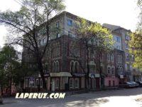 Серафимовский вдовий дом — Саратов, улица Мичурина, 96