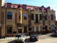 Особняк Н.Я. Ивановского — Саратов, улица Мичурина, 140
