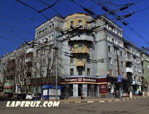 Жилой дом — Саратов, улица Советская, 18