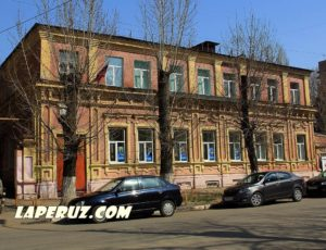 Дом А.П. Шмидта (Детский сад №14) — Саратов, улица Сакко и Ванцетти, 14