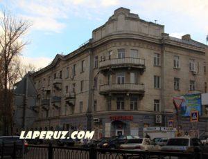 Жилой дом — Саратов, проспект 50 лет Октября, 73