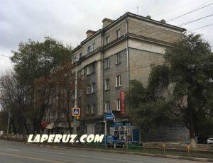 Жилой дом — Саратов, проспект Энтузиастов, 1