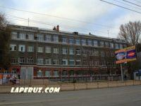 Гимназия №34 (Школа №34) — Саратов, проспект Энтузиастов, 48