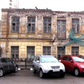В Воронеже за рубль продают здание конца XIX века