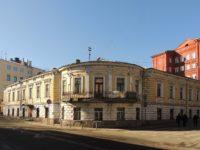 Столичная усадьба Шнаубертов стала памятником архитектуры