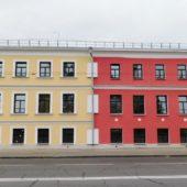 В Рыбинске восстановили руинированный дом 1865 года постройки