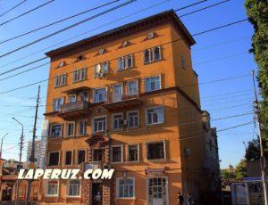 Дом Карпова — Саратов, улица Кутякова, 22