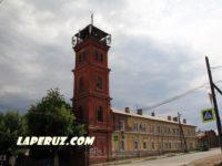 Пожарная каланча — Вольск, улица Володарского, 101