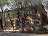 Дом доктора Ф.К. Раушенбаха — Саратов, улица Мичурина, 77