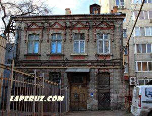Жилой дом — Саратов, улица Яблочкова, 14