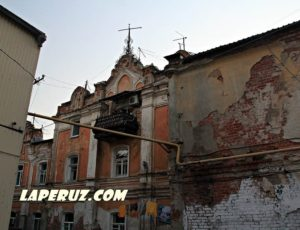 Доходный дом — Саратов, улица Яблочкова, 3