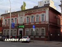 Первое Сретенское женское городское училище — Саратов, улица Московская, 105