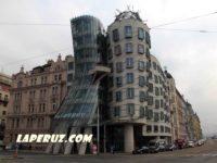 Танцующий дом (Nationale Nederlanden Building) — Прага, Jiráskovo náměstí 1981/6