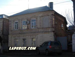 Особняк — Вольск, улица Коммунистическая, 29