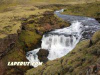 Скога — река прекрасных водопадов