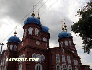Храм Покрова Божией Матери — Петровск, улица Панфилова, 29