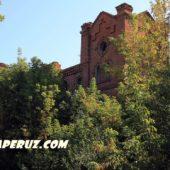 В саратовском селе Константиновка сгорела старинная мельница