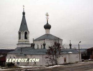 Церковь Благовещения — Касимов, Соборная площадь, 13А