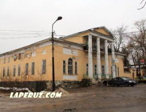 Дом Наставина — Касимов, Соборная площадь, 17