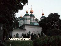 Воскресенский собор — Череповец, Советский проспект, 1