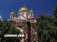 Храм в честь Казанской иконы Божией Матери — Петровск, улица Московская, 120