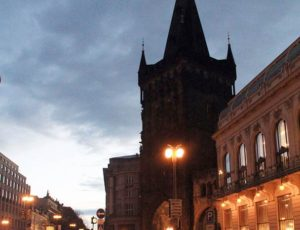Пороховая башня — Прага, Náměstí Republiky 1090/5