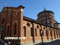 Санта-Мария-делле-Грацие (Chiesa e Convento Domenicano di Santa Maria delle Grazie) — Милан, Piazza Santa Maria delle Grazie
