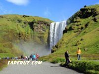 Скогафосс: водопад, хранящий золото викингов