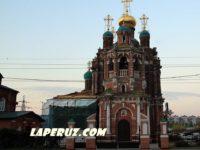 Смоленская (Строгановская) церковь — Нижний Новгород, улица Гордеевская, 141В