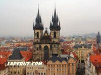Тынский храм (Týnský chrám, Kostel Panny Marie před Týnem) — Прага, Staroměstské náměstí